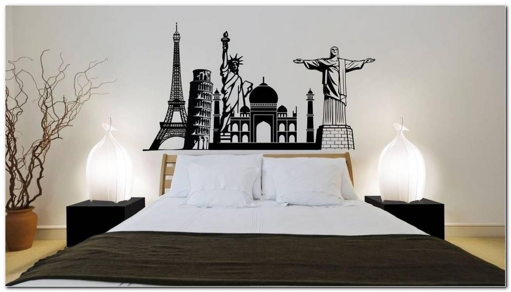 Pegatinas Para Paredes De Dormitorios