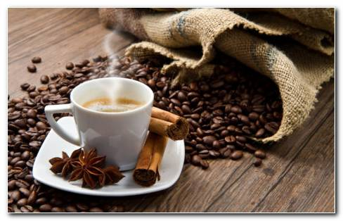 Photography Of Coffee Collection HD Wallpaper