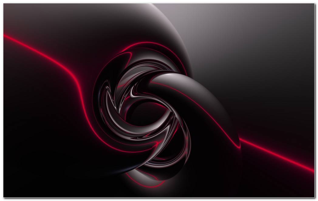 Pics Photos Abstract Red And Black 1920x1200