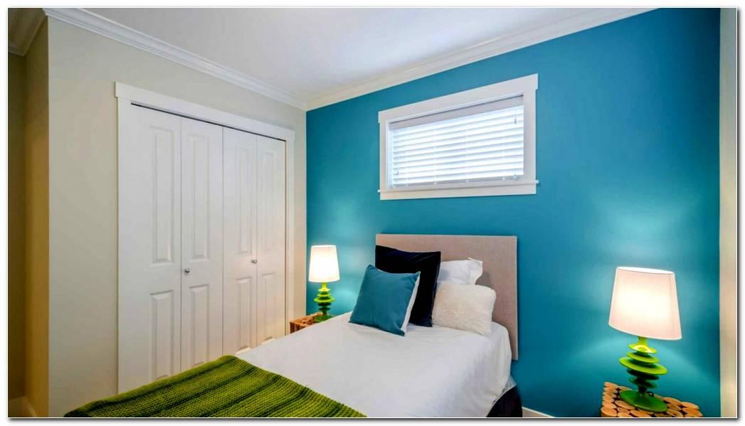 Pintar Dormitorio Juvenil En Dos Colores