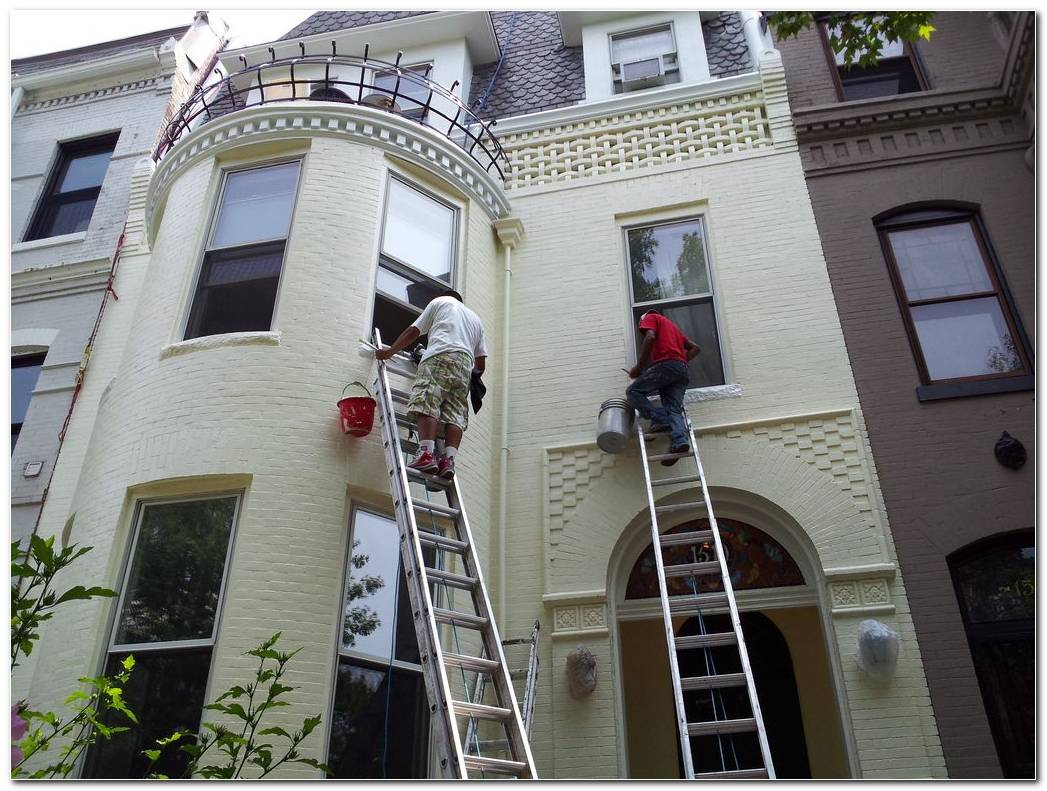 Pintar Una Casa Exterior