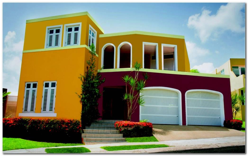 Pintura Casa Exterior 2015