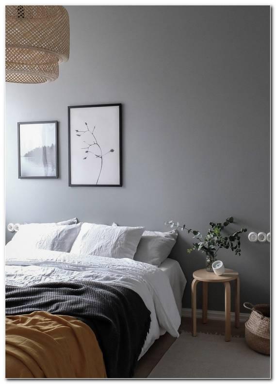 Pintura Gris Para Dormitorio