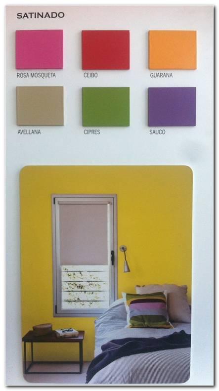 Pintura Para Interiores Colorin