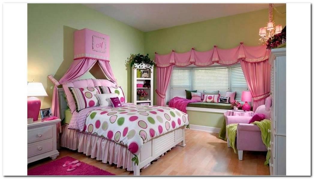Pinturas Para Dormitorios De Ni?as