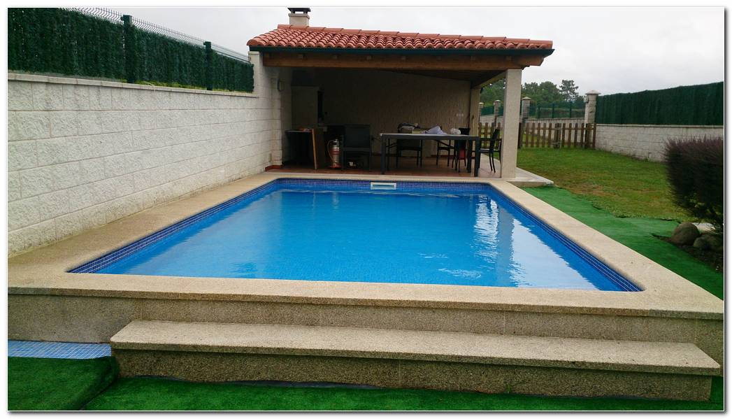 Piscina 6?3 Hormigon