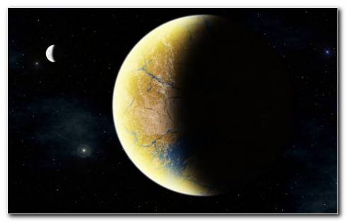 Planet Shadow HD Wallpaper