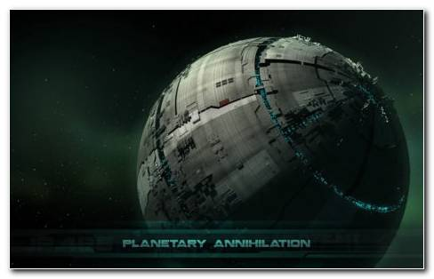 Planetary Annihilation HD Wallpaper