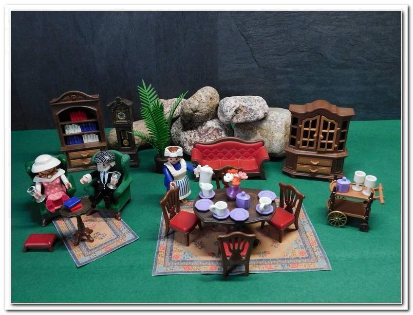 Playmobil Wohnzimmer 5320