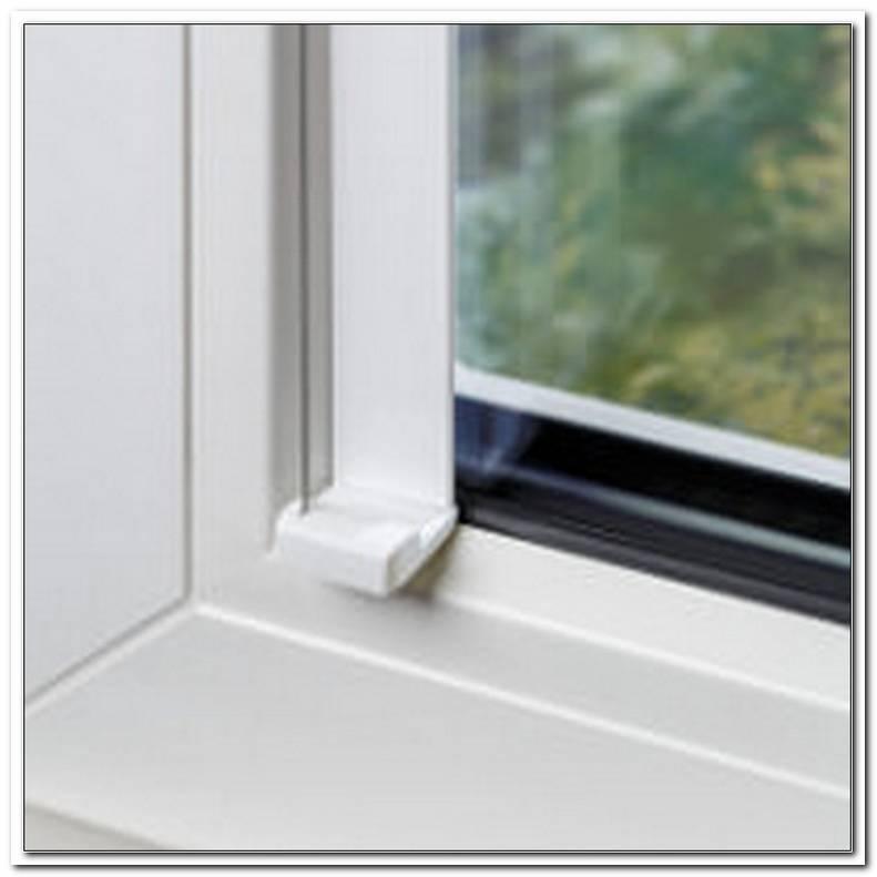 Plissee Fenster Kleben