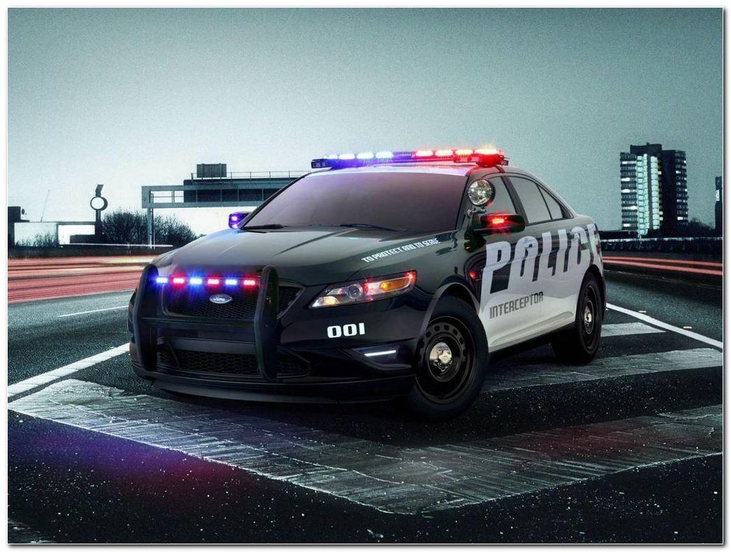 Police Car Wallpapers 1024x768