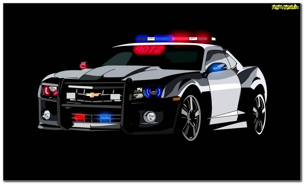Police Car Wallpapers 1600x954