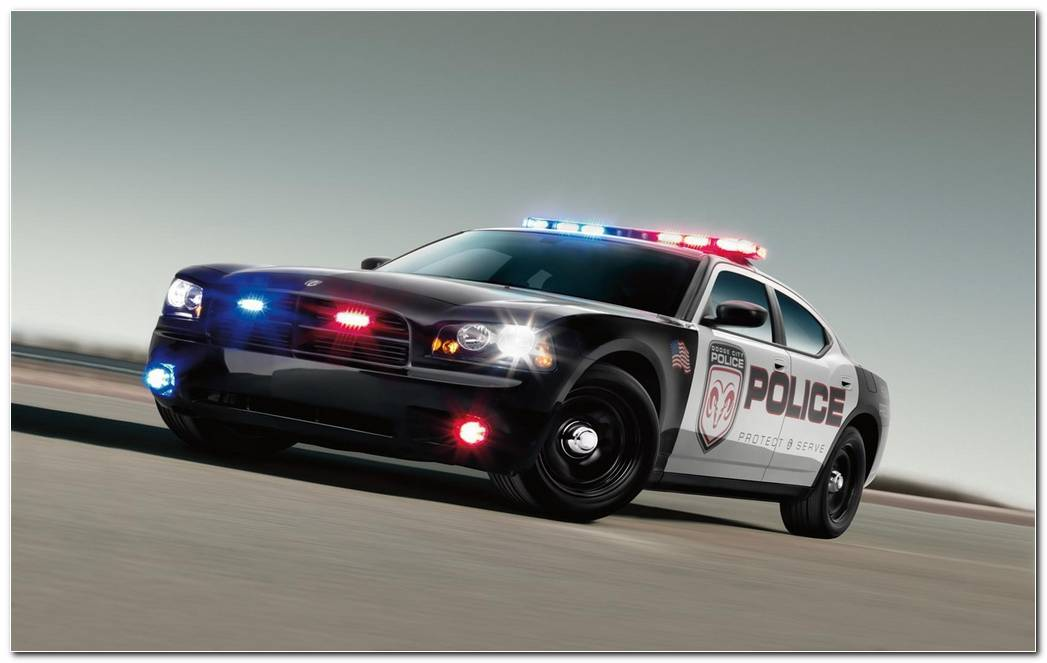 Police Car Wallpapers 1680x1050 (1)
