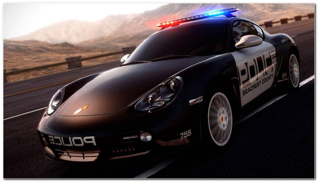 Police Car Wallpapers 1920x1080