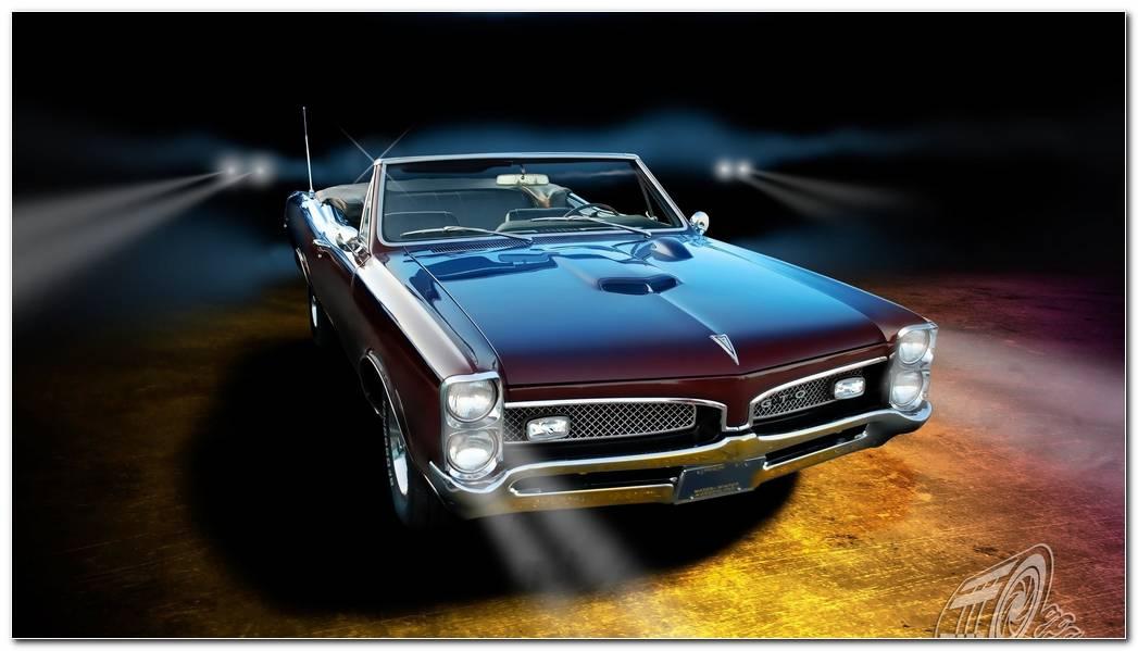 Pontiac GTO Classic Muscle Cars Wallpaper 2560x1440 2560x1440 (1)