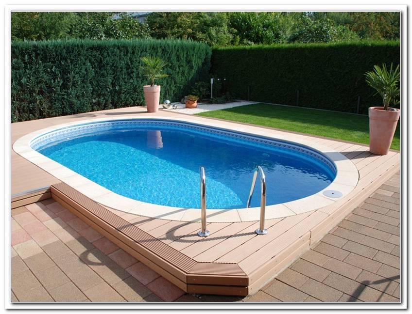 Pool Im Garten Bauen   Copy