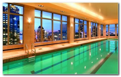 Pool Room HD Wallpaper