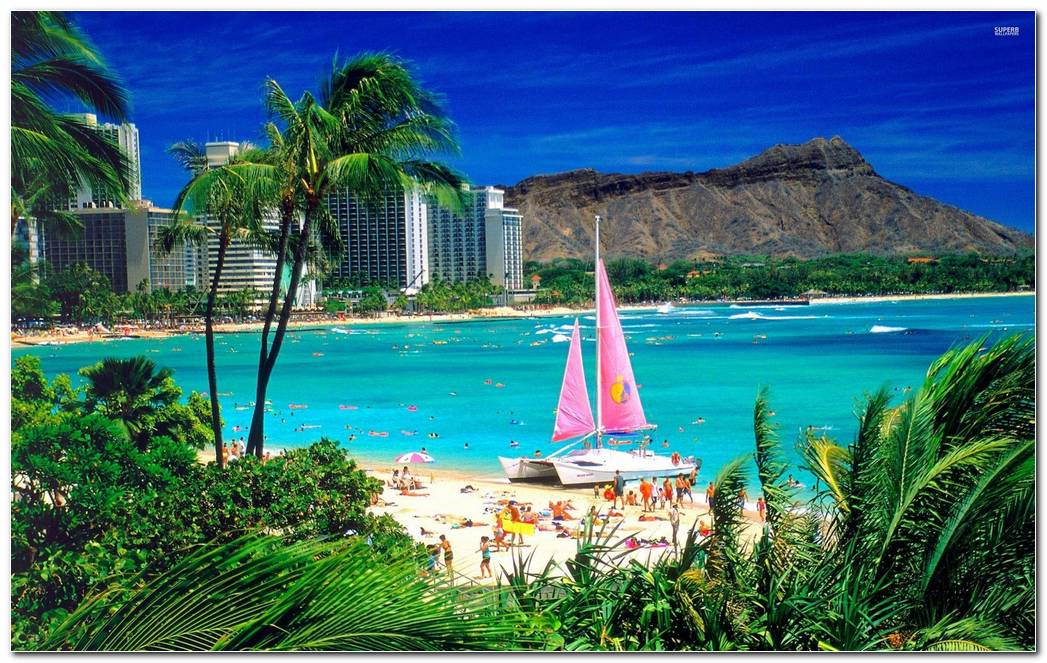 Popular Hawaii Wallpapers Background Image