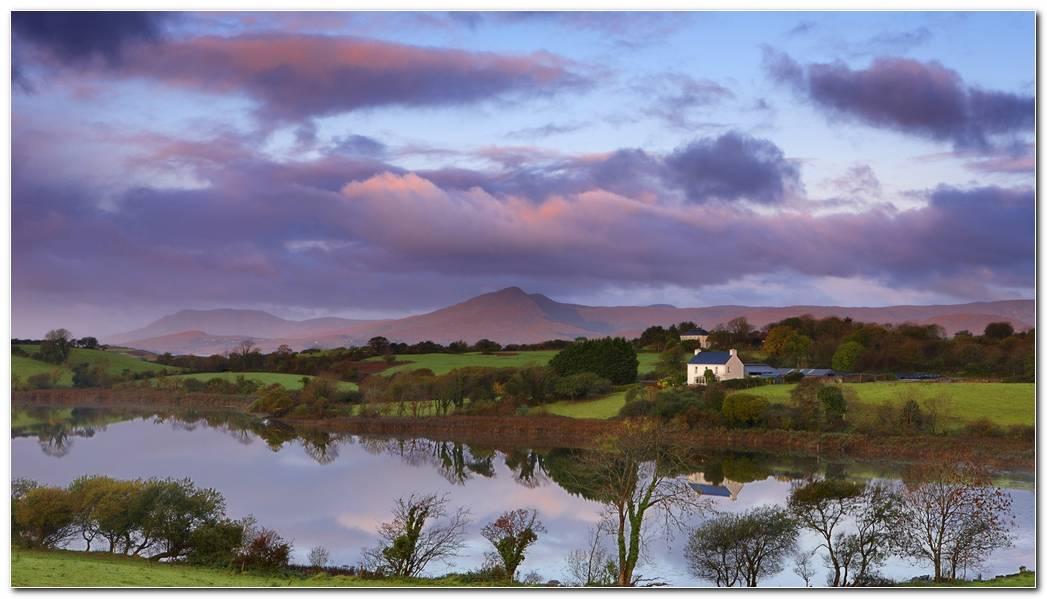 Popular Ireland Nature Wallpaper Background Image