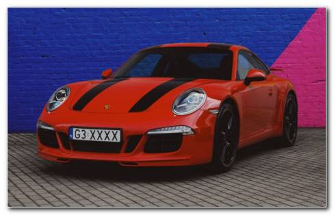 Porsche Cayman HD Wallpaper New