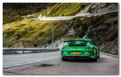 Porsche Greenwich HD Wallpaper