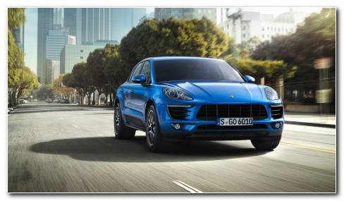 Porsche Macan S Car HD wallpaper