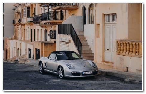 Porsche Spyder HD Wallpaper