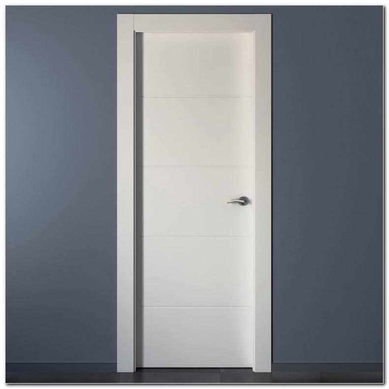 Precio Puertas Blancas Interior