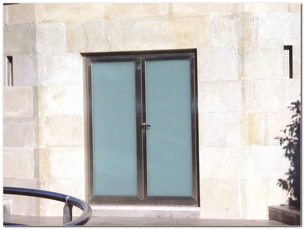 Puerta Acristalada Exterior