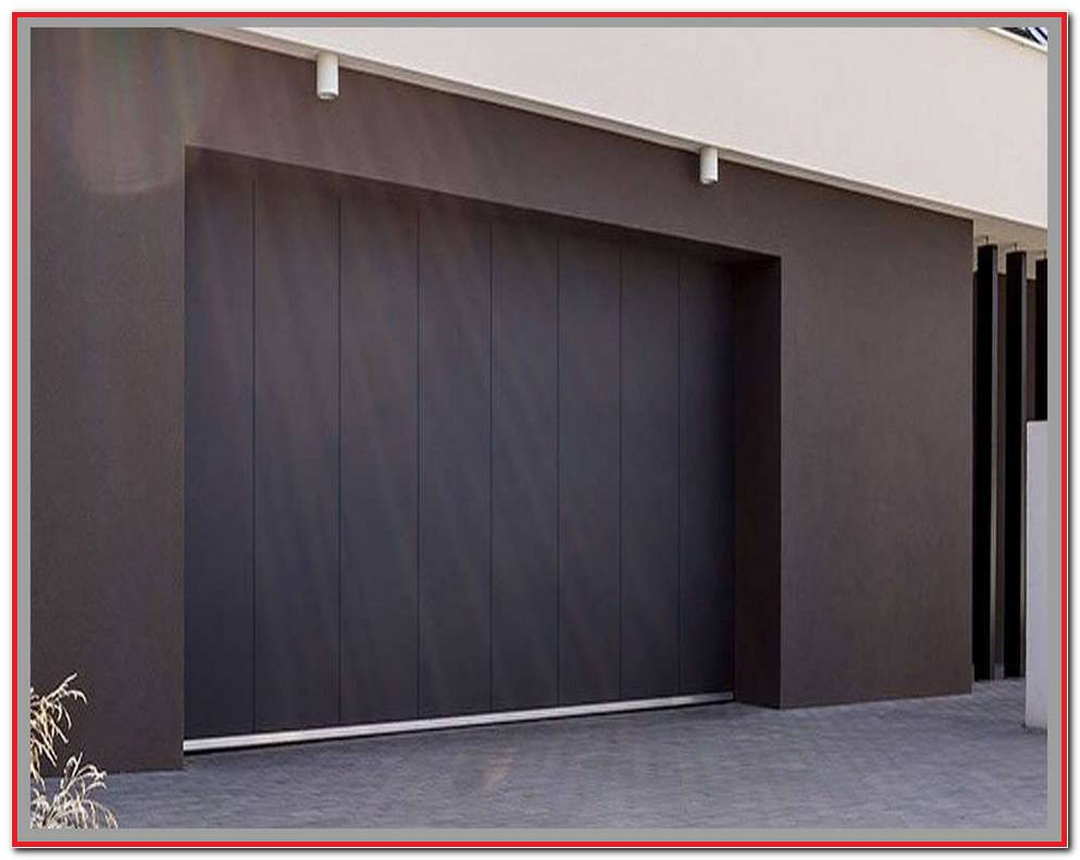 Puerta Garaje Seccional