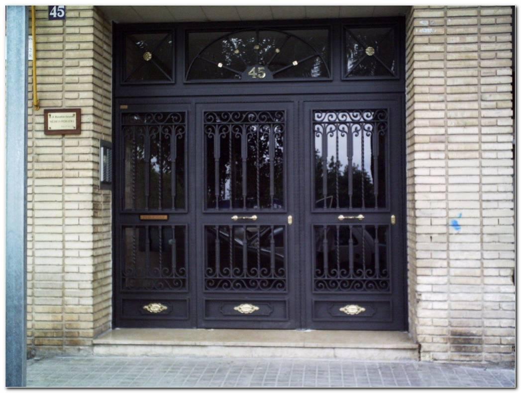 Puerta Patio Exterior