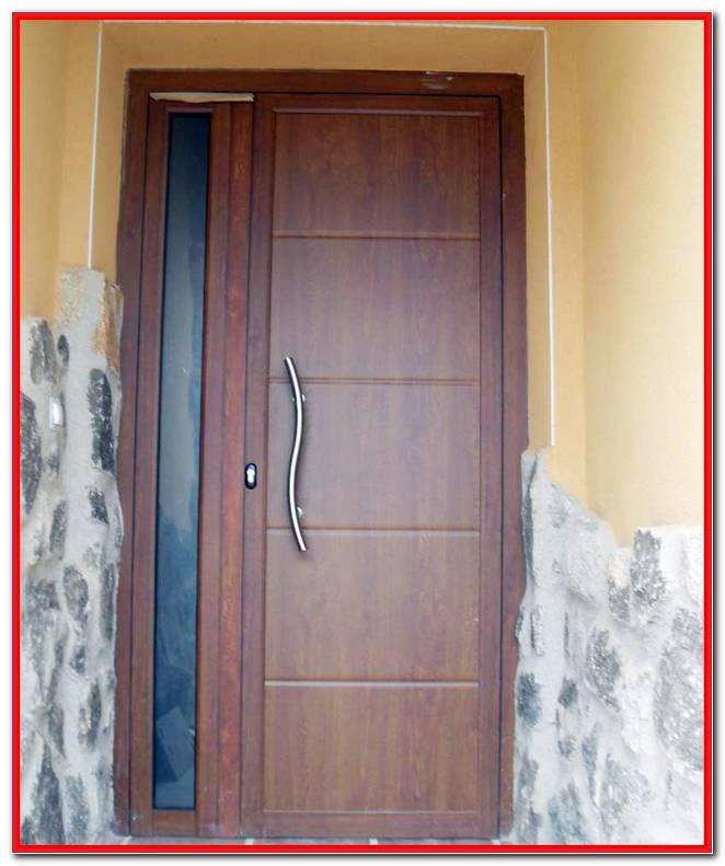 Puertas Casa Exterior