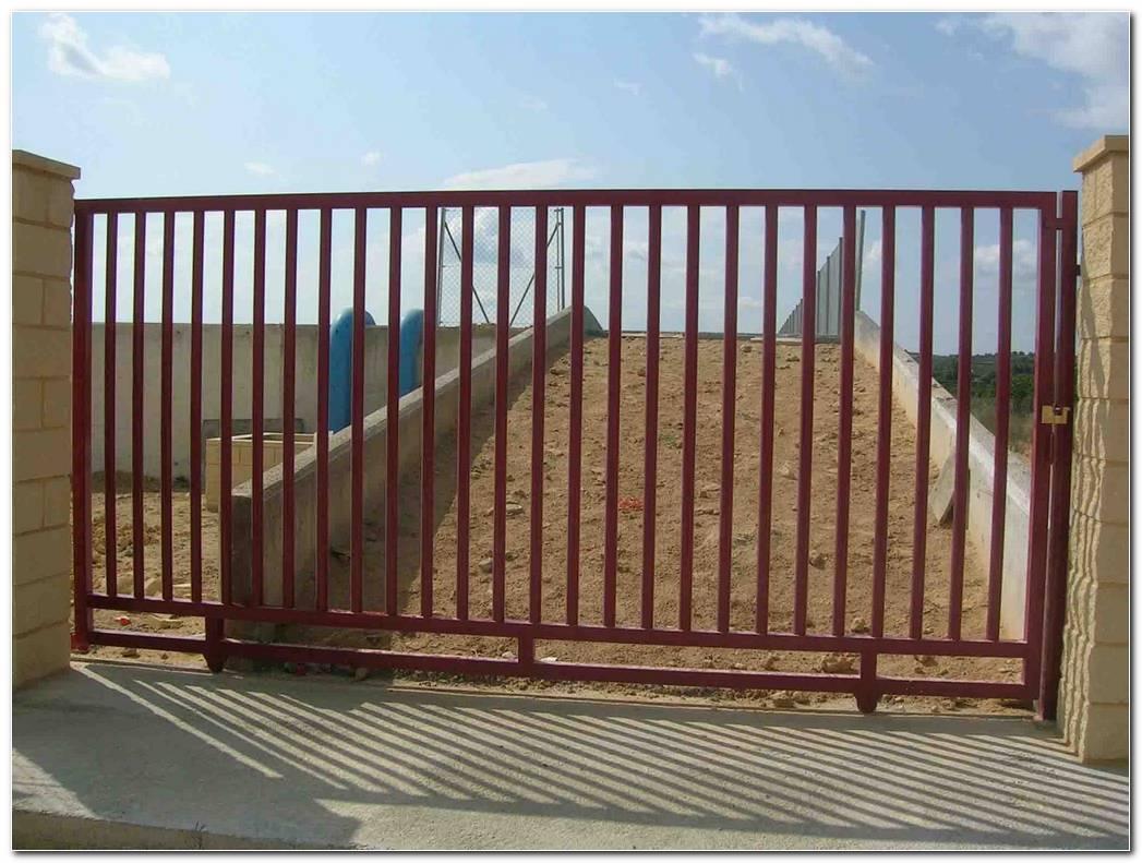 Puertas Corredizas Metalicas