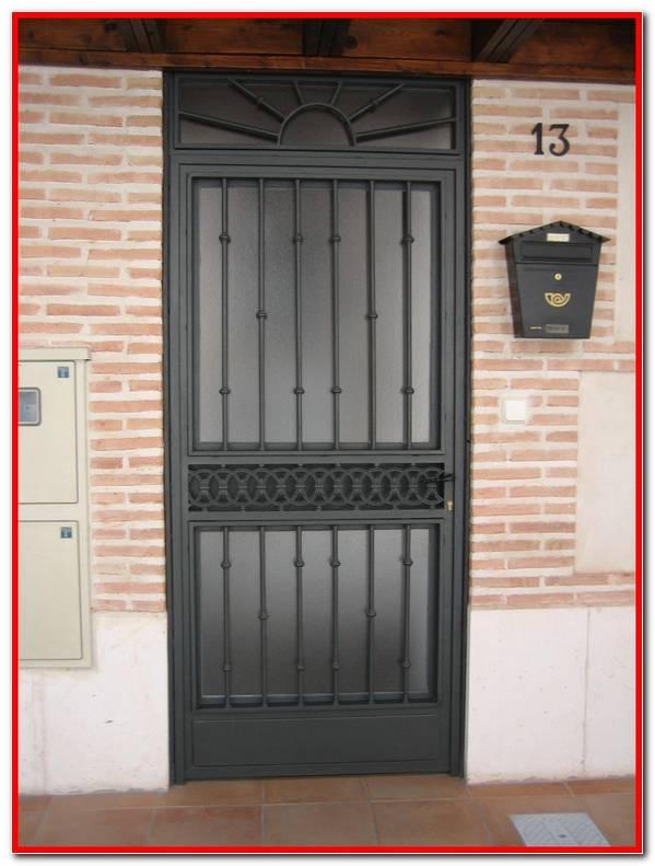 Puertas De Casa Exterior