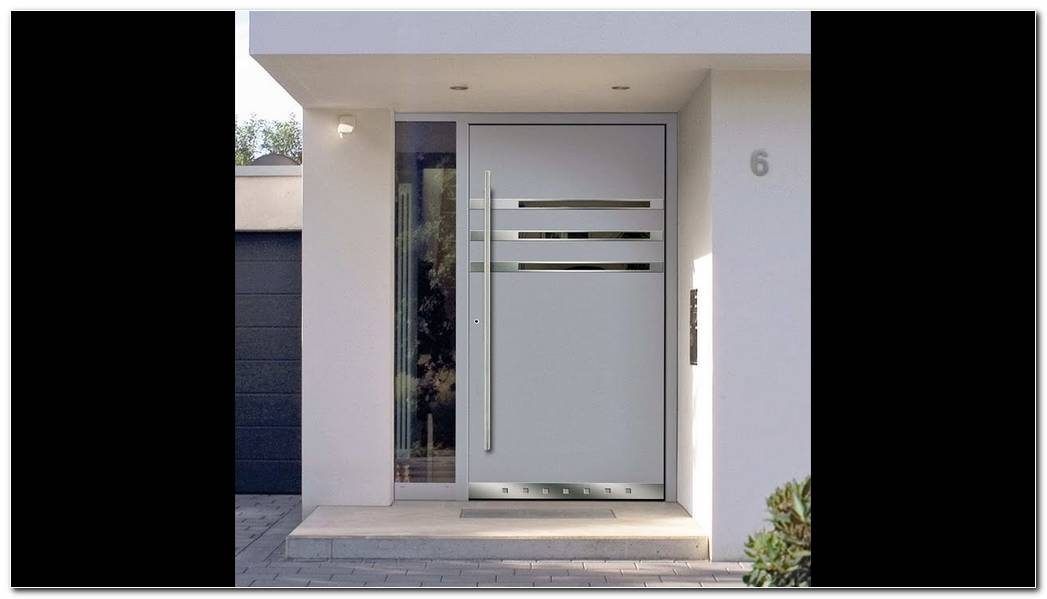 Puertas De Entrada Modernas
