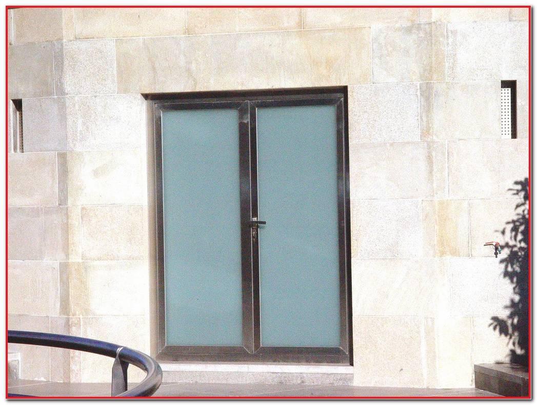 Puertas De Exterior Con Cristal
