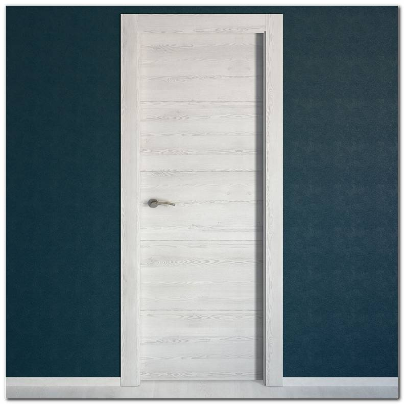 Puertas De Interior Blancas