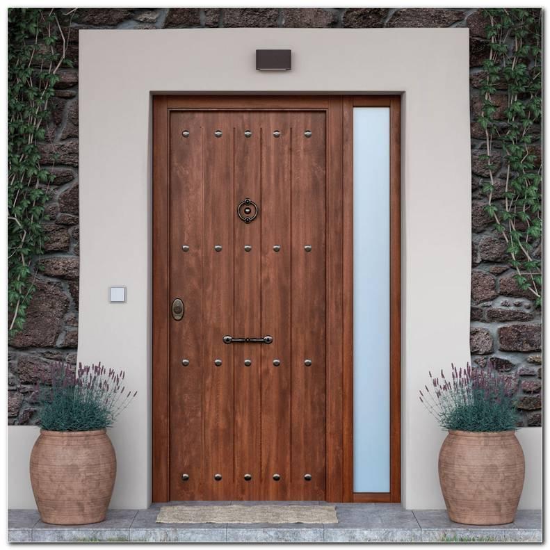 Puertas Entrada Exterior
