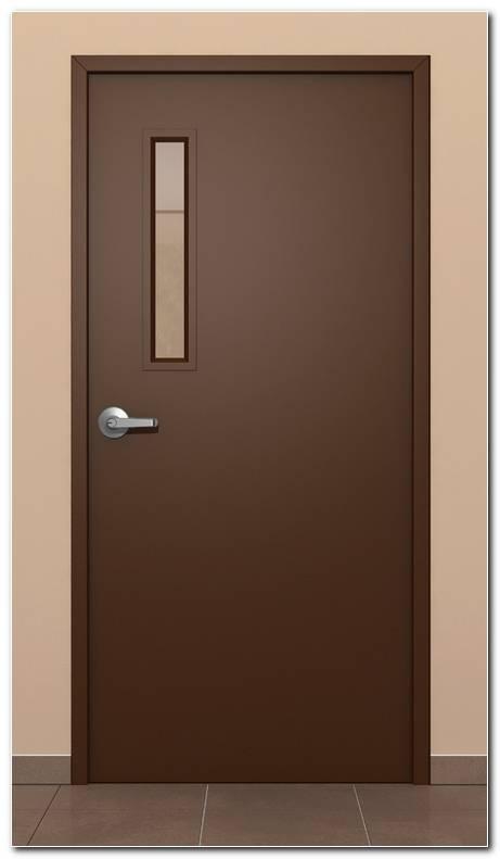 Puertas Metalicas Interior