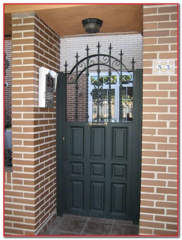 Puertas Para Exteriores De Casas