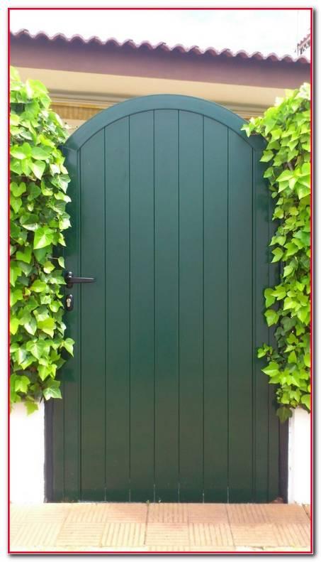 Puertas Para Jardin Precios