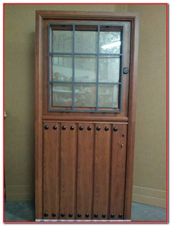 Puertas Rusticas Exterior
