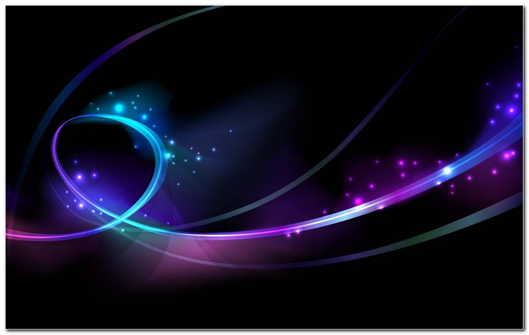 Purple And Blue Twirl Abstract Background Wallpapers