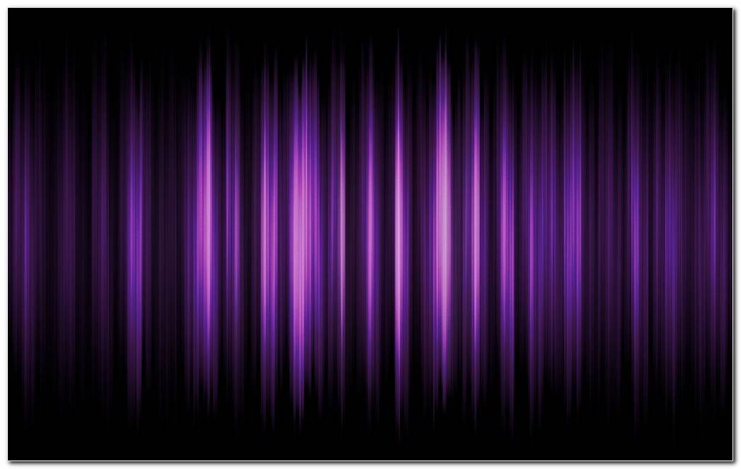 Purple Black Background Wallpaper