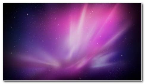 Purple Space Nebula HD Wallpaper