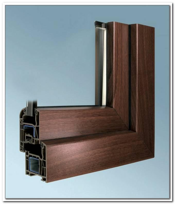 Pvc Fenster Holzoptik