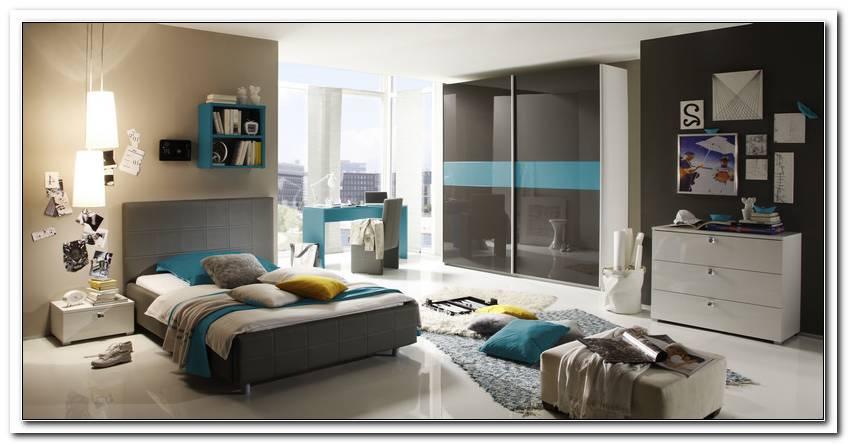 Quadratisches Schlafzimmer Einrichten