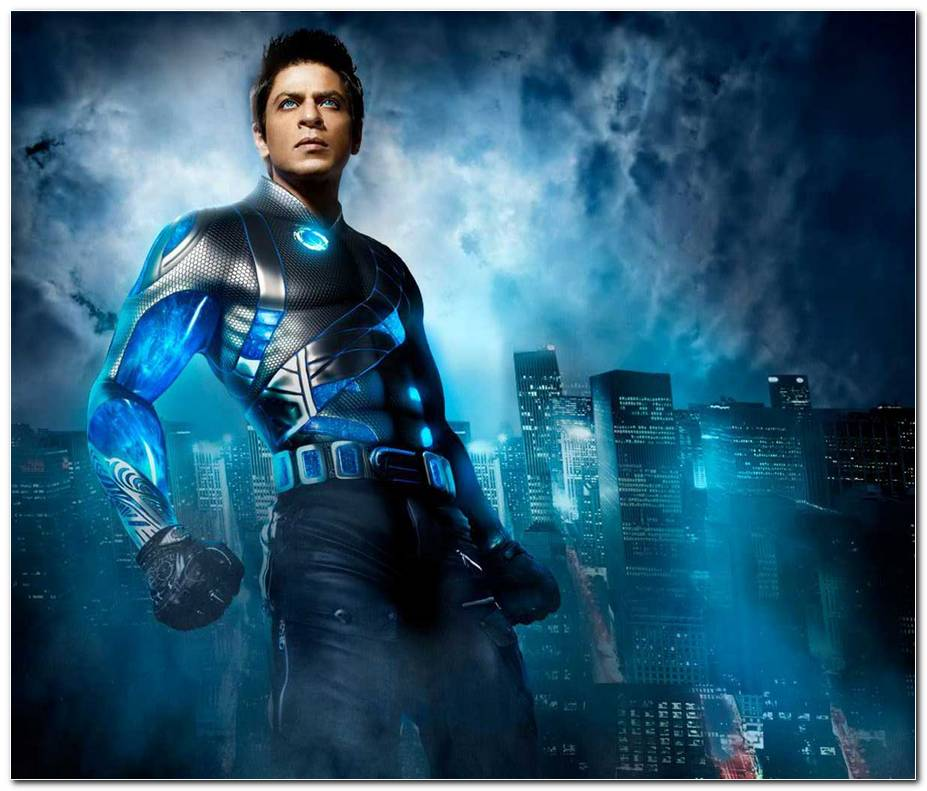 Ra One Movie Wallpapers