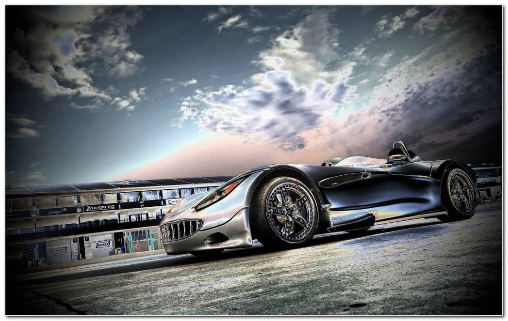 Racing Car Wallpaper December 1920x1200