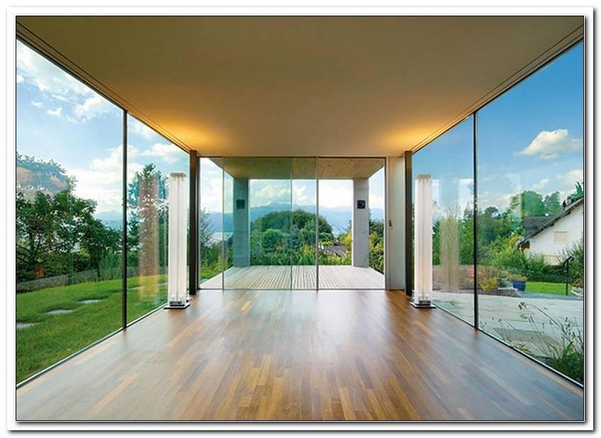 Rahmenlose Fenster Schweiz
